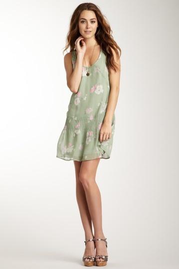 Delicate green dress<3. Charlotte Ronson