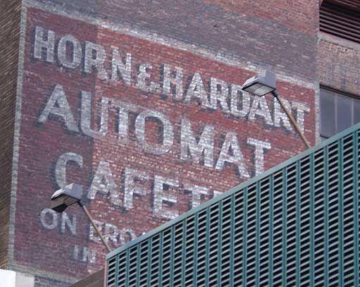 Horn & Hardart Automat Cafeteria, 146 W. 38 St.