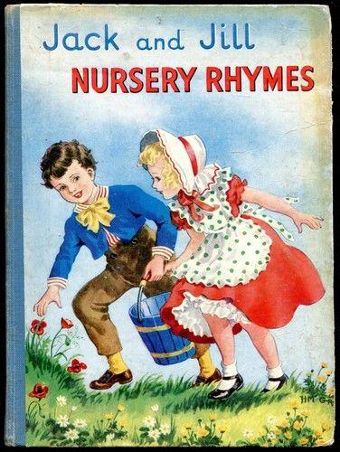 39 jack and jill nursery rhymes 39 ebay nursery rhyme for Jack e jill house
