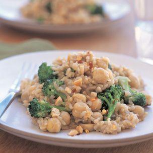 Mushroom and Broccoli Pilaf | Williams-Sonoma