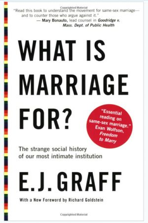 A great book list on love, relationships, marriage, and weddings.