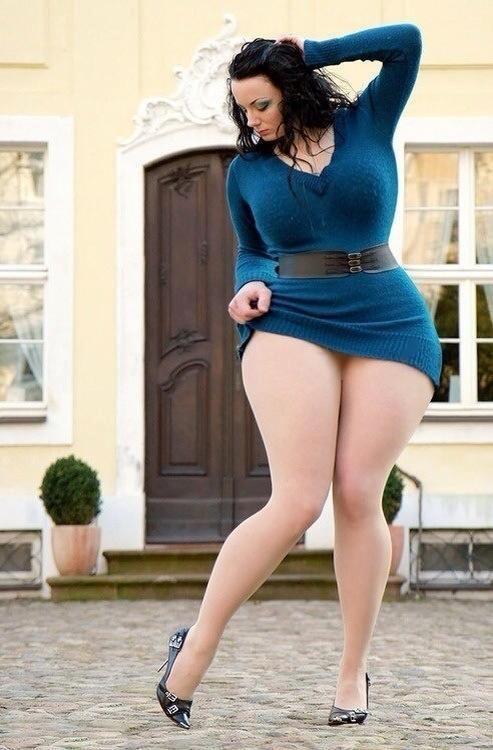 Фото женщин с большими ляшками110