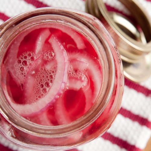 Pickled Red Onions | recipe keeper | Pinterest