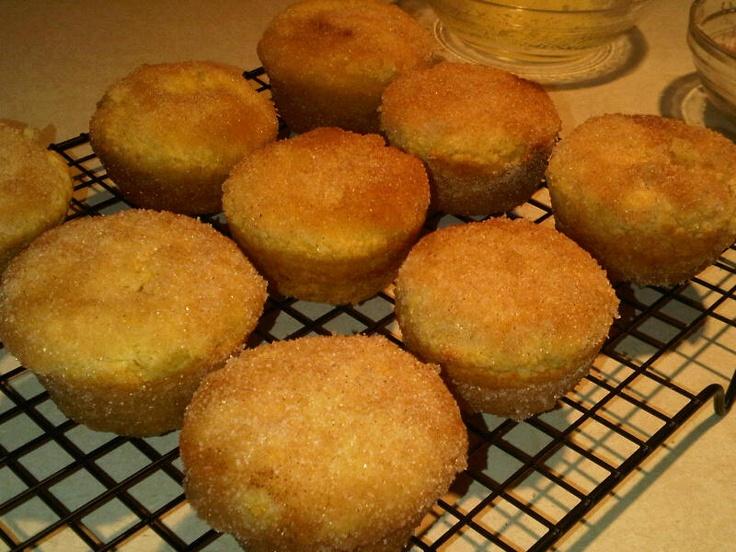 French Breakfast Muffins...c'est bon!   Food Ideas I Love   Pinterest