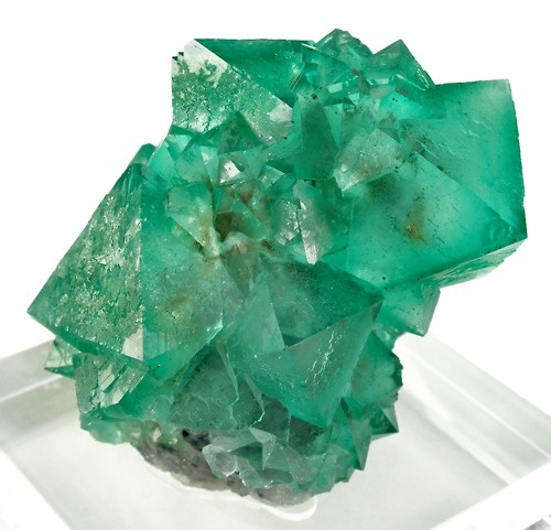 Fluorite from South Africa #luck