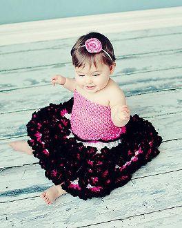 Animal Pattern Crochet Hat Baby Crochet Earflap Hat, View