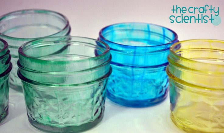 tinted mason jars the new crafty me pinterest Modge Podge On Painted Glass  Coloring Mason Jars With Modge Podge