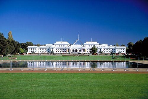 Old parliament house canberra australia pinterest for Classic house 1995