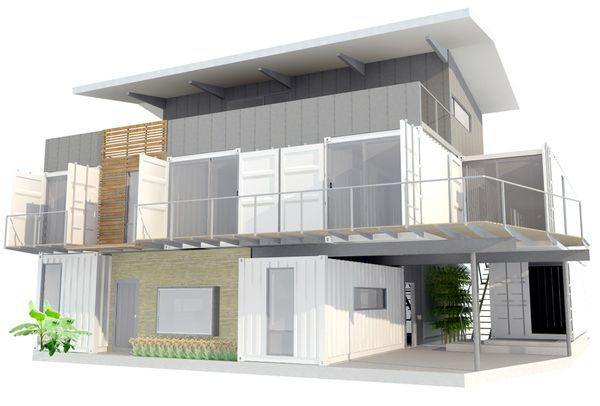 Pin by matt cullen on architecture pinterest - Shipping container homes austin ...