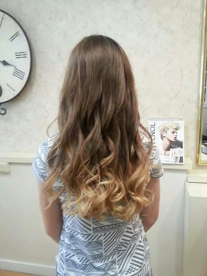 Pinned by Kelsey VranaPinterest Hair Color Ombre