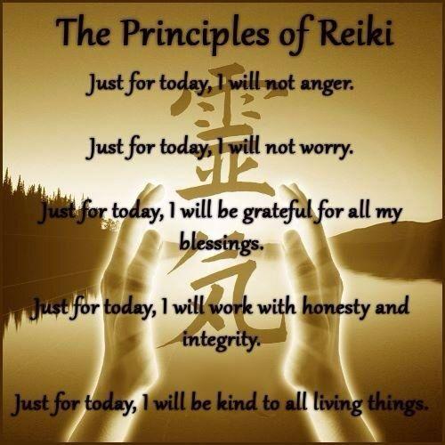 Reiki Prayer   Paganism & The Fae   Pinterest