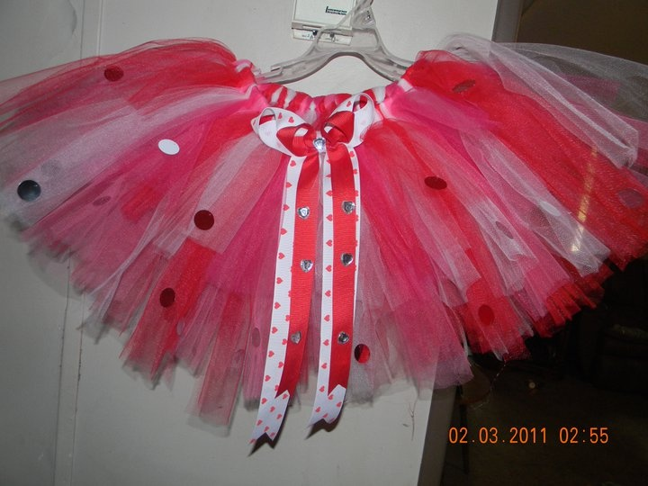 valentine's day tutu outfits