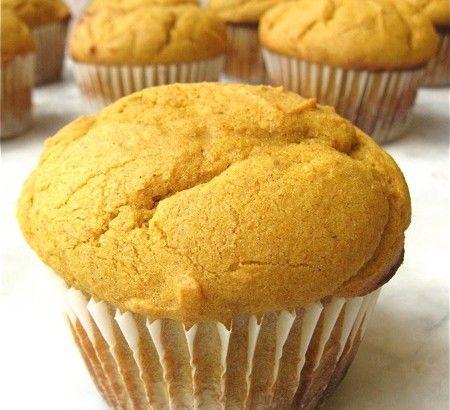 gluten free pumpkin muffins | Gluten Free Recipes | Pinterest