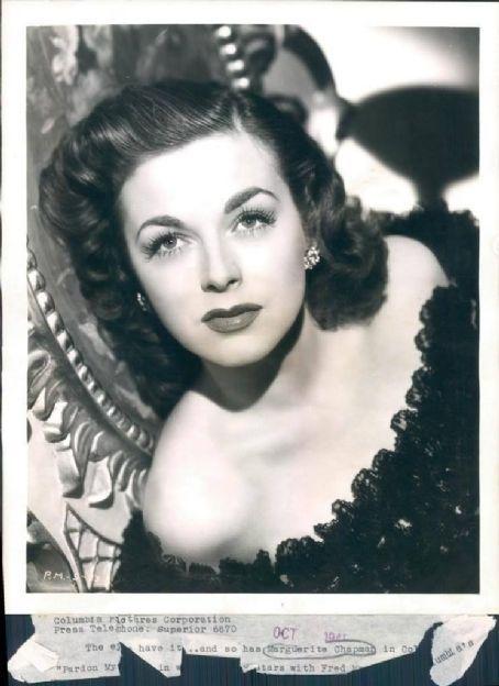 Marguerite Chapman Net Worth