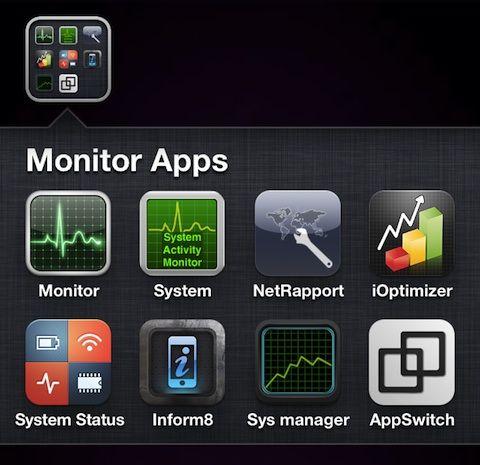 monitor iphone activity cydia