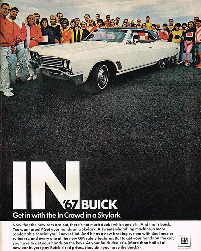 In '67 Buick
