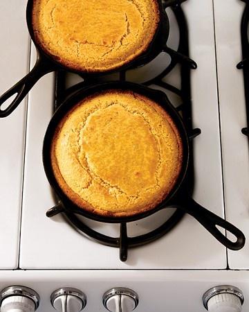 Honey, Cornbread, Iron, Skillet,….w/Pinto Beans….Fried Potatoes...