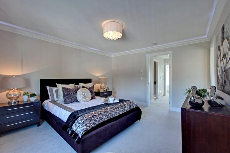 the master bedroom with led mood light the boardwalk