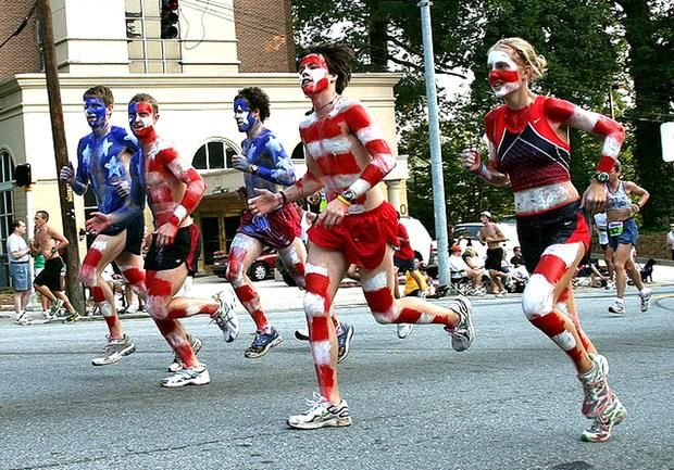 4th of july run nashville tn