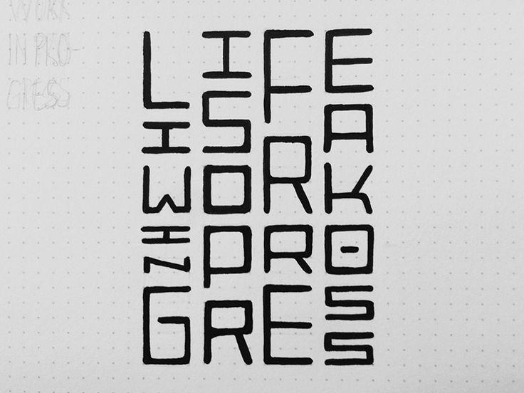 Life Is A Work In Progress by Bob Ewing