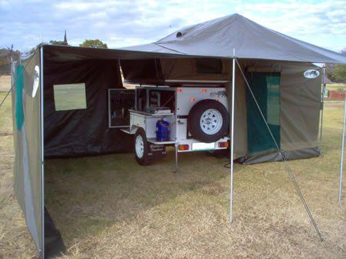 4X4 jeep trailer #4