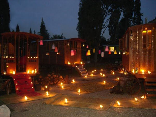 candlelight trailers