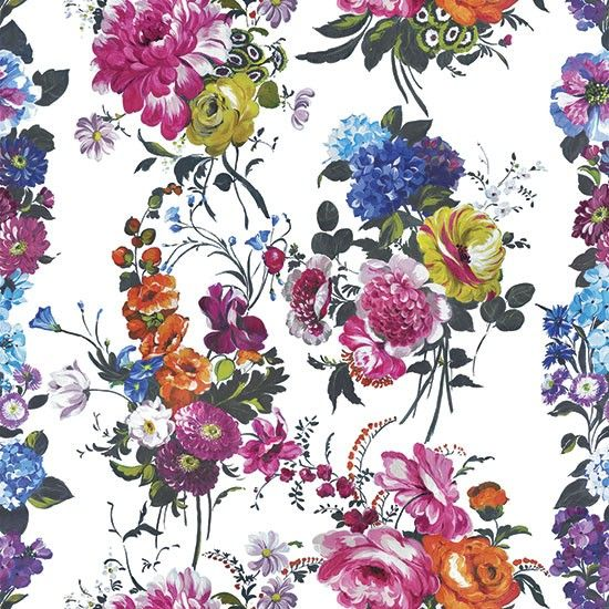 Amrapali wallpaper from Designers Guild
