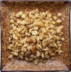 Honey glazed walnuts - yummy and good for you!