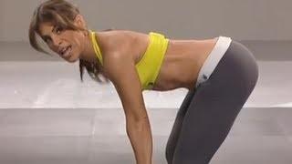 Jillian Michaels Killer Buns and Thighs, via YouTube.