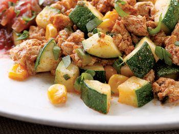 Southwestern Tofu Scramble | FOOD | Pinterest