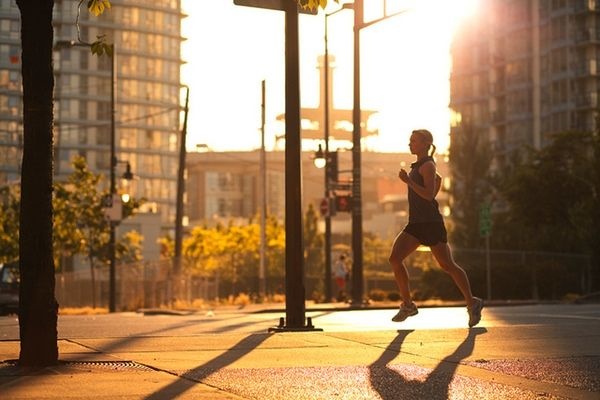 How to get up for your morning workout.