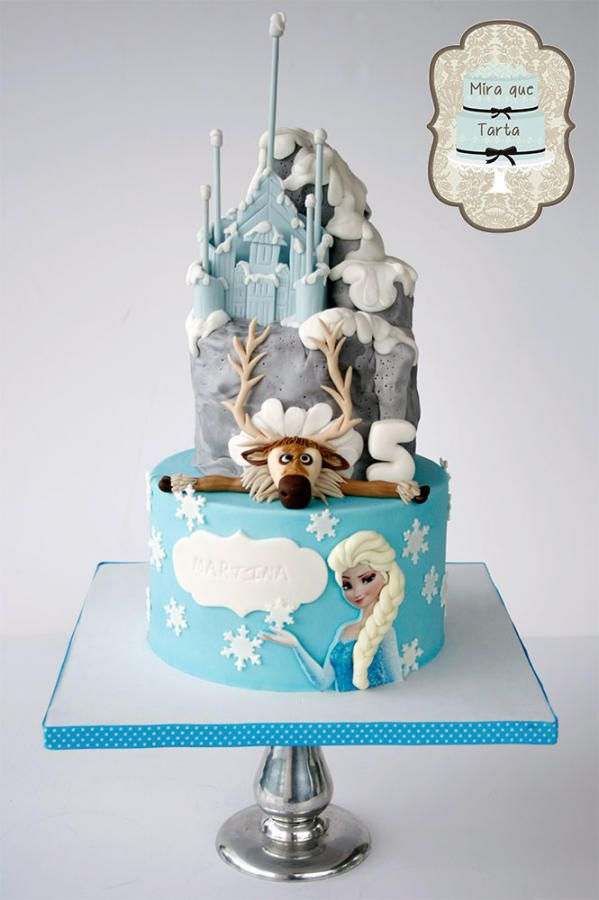 Frozen Disney s Frozen Cakes Pinterest
