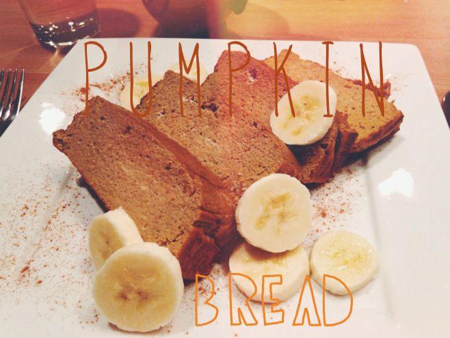 Paleo Pumpkin Bread | Paleo recipes to try | Pinterest