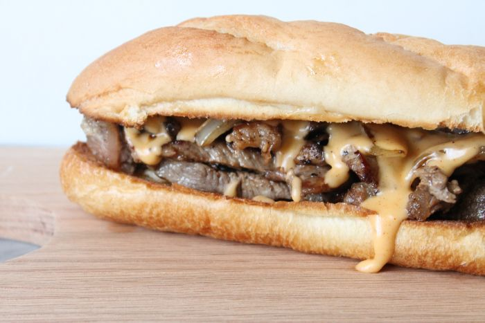 cheesesteaks | perpetually hungry | Pinterest