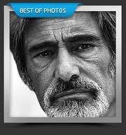 Pin by elsa peyremorte on acteurs et actrices pinterest - Clic clac noir et blanc ...