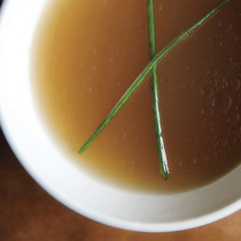Restorative Beef Broth | Food for When You're Sick | Pinterest