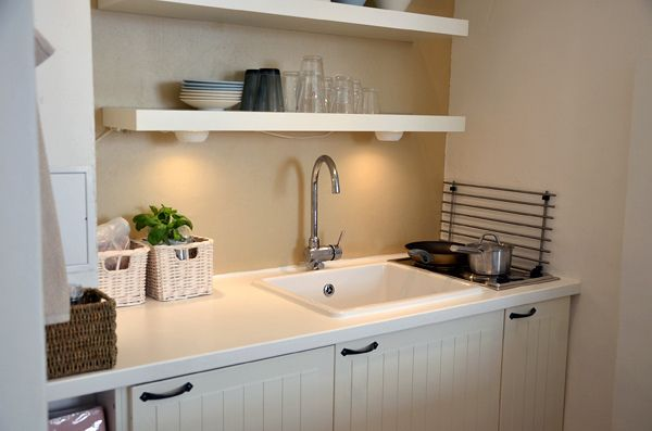 Nice kitchen for small appartment inspiring styles for for Nice small kitchens