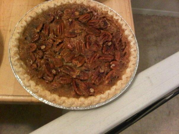 Bourbon Pecan Pie | Bourbon Club Eats | Pinterest