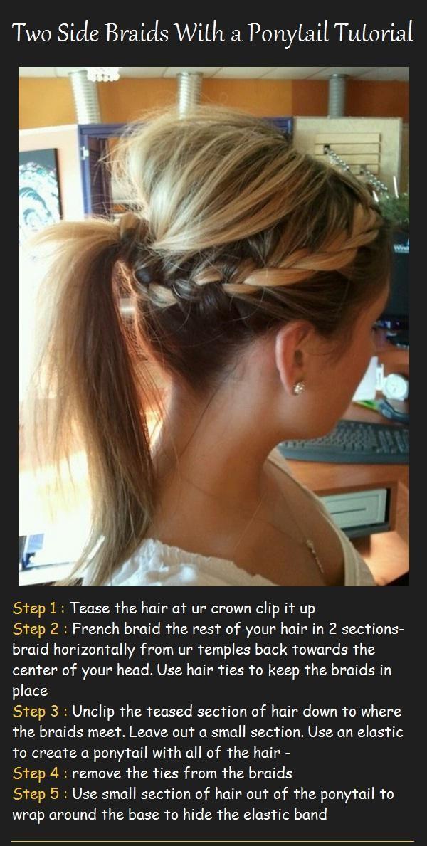 Hair And Makeup Tutorials Pinterest 82