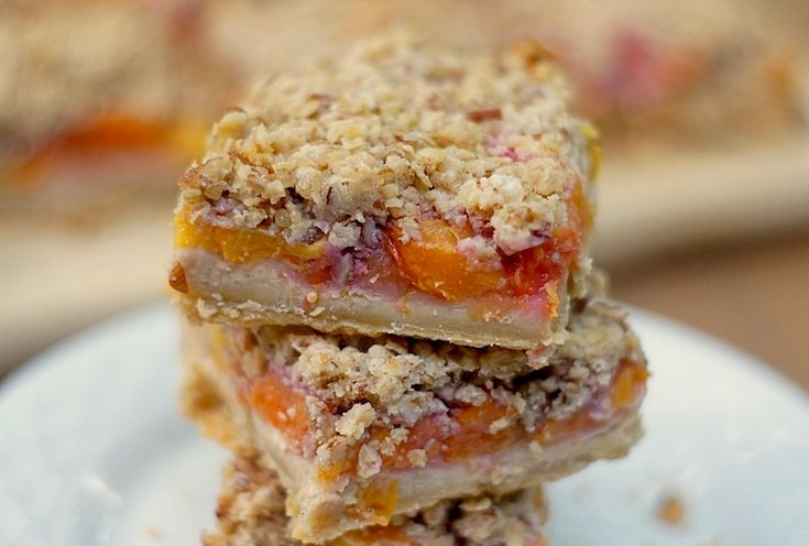... cranberry crumble bars peach crumb bars pecan pie bars pecan pie bars