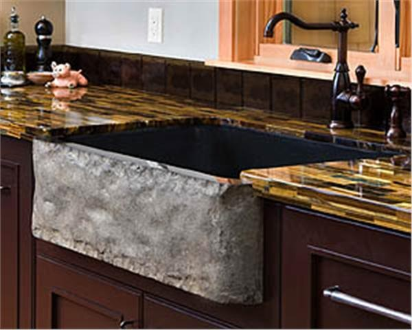 Natural Stone Kitchen Sinks : ... by Bryan Hughes on Cool natural stone kitchen sinks in granite, m