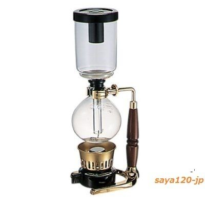 Siphon Coffee Maker How It Works : NEW! BONMAC Vacuum Coffee Maker Siphon Syphon 3Cup