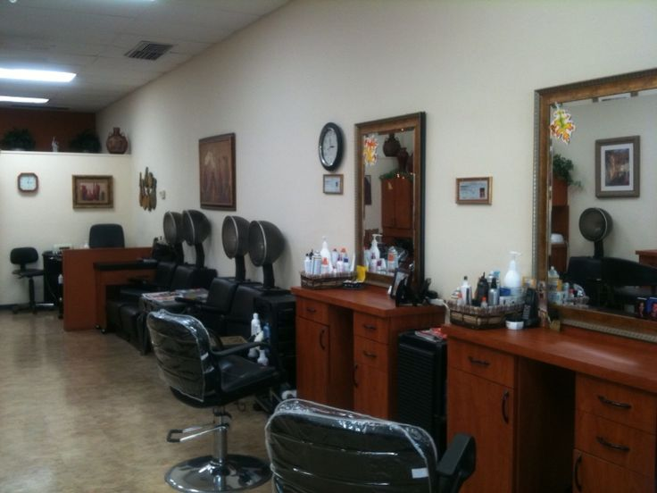 Layout For Small Hair Salon
