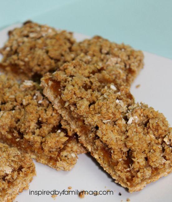 homemade granola bars | yummies | Pinterest