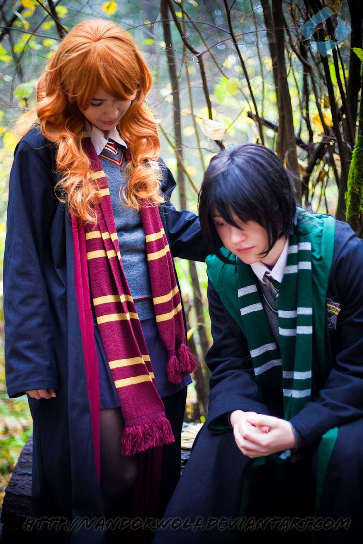 harry potter cosplay by - photo #21