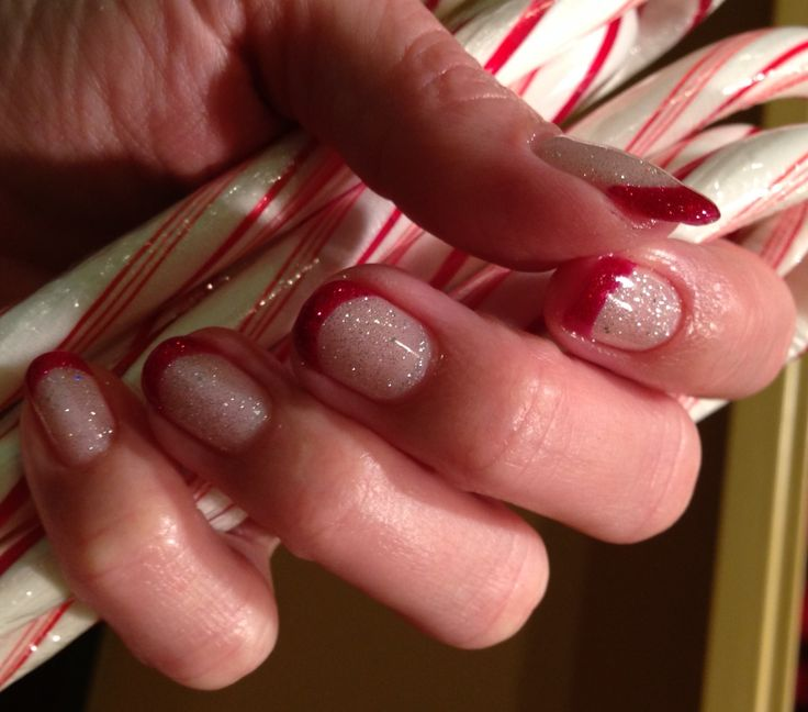 CND #Shellac #manicure by Leah at the Spa at River Ridge. Base is