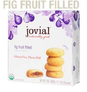 Jovial Gluten Free Cookies and Brown Rice Pasta Giveaway (Fig cookies ...