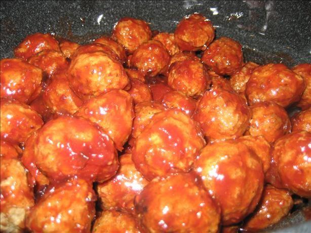 Easy Meatball Appetizer