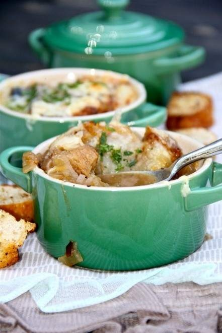 Easy French Onion Soup | Yum! | Pinterest