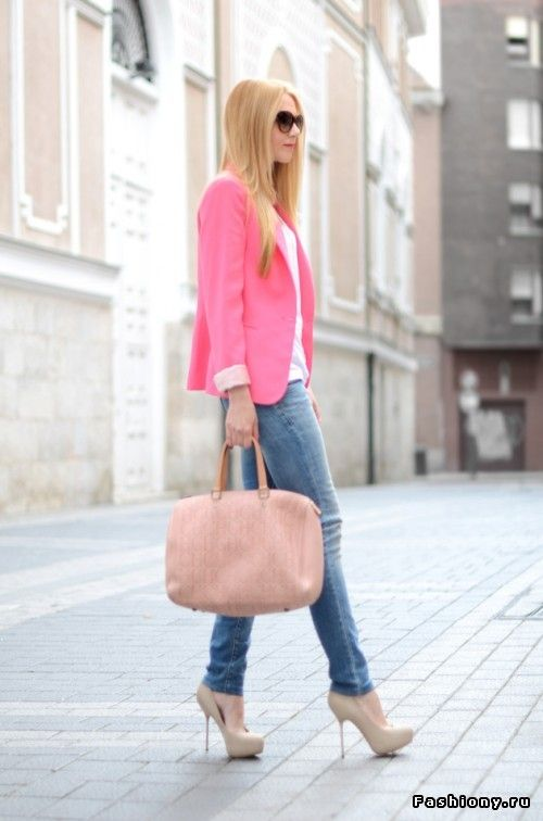 Красота молодость и стиль от блогеров